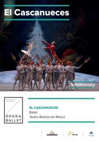 9. EL CASCANUECES - Ballet <br> Ju. 21 Dic. 19:00 h. en ABC PARK y ABC ELX