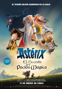 ASTERIX, EL SECRETO DE LA POCION MAGICA