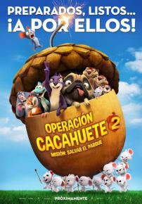 OPERACION CACAHUETE 2. MISION: SALVAR EL PARQUE