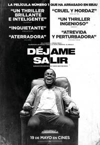 DEJAME SALIR
