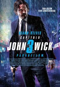 JOHN WICK: CAPITULO 3 - PARABELLUM