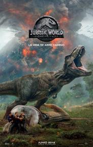 JURASSIC WORLD: EL REINO CAIDO <br> Estreno 7 de Junio <br> ¡Entradas ya a la venta!