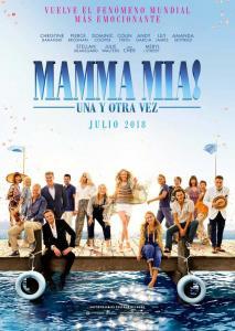 MAMMA MIA! UNA Y OTRA VEZ <br> Estreno 20 de Julio <br> ¡ENTRADAS YA A LA VENTA!