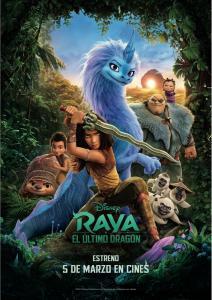 RAYA Y EL ULTIMO DRAGÓN