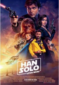HAN SOLO: UNA AVENTURA DE STAR WARS <br> HOY Ju. 24 Mayo