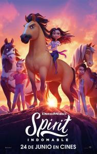 SPIRIT - INDOMABLE